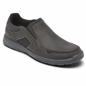 Rockport Men WELKER CASUAL SLIPON IRON