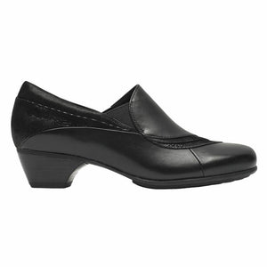Aravon PROVENCE ASYM SLIPON BLACK