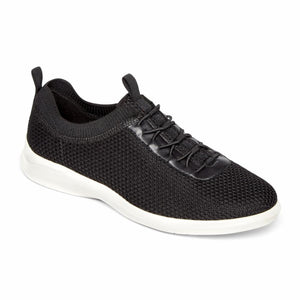 Aravon POWER COMFORT MESH BUNGEE BLACK/KNIT