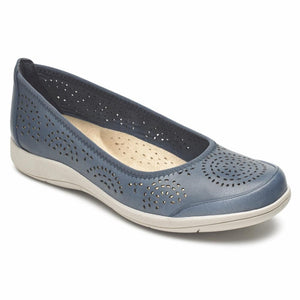 Rockport Women DAISEY PUMP NAVY HAZE