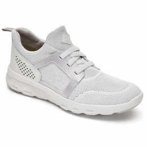 Rockport Women LETS WALK KNIT WHITE