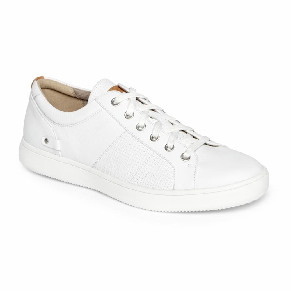 Rockport Men CL COLLE TIE WHITE
