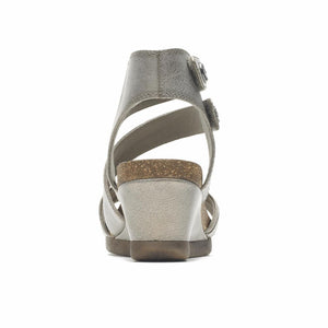 Cobb Hill SHONA ASYM CUFF GREY/METALLIC