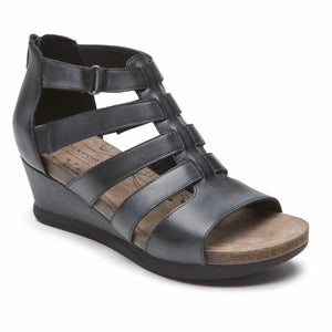 Cobb Hill SHONA GLADIATOR BLACK HAZE