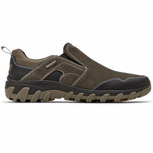 Rockport Men COLD SPRINGS PLUS SLIPON BREEN