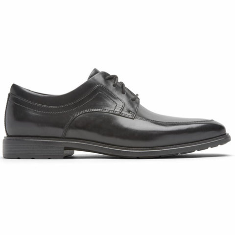 Rockport Men DRESSPORTS BUSINESS 2 APRON TOE BLACK/GLASS