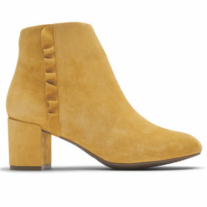 Rockport Women TOTAL MOTION OAKLEE RUFFLE B SUNFLOWER
