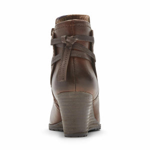 Cobb Hill LUCINDA BACK TIE BT TAN