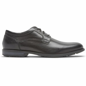 Rockport Men DUSTYN PLAIN TOE BLACK 2