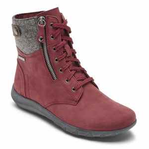 Cobb Hill AMALIE LACE BT WP RED
