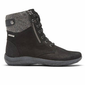 Cobb Hill AMALIE LACE BT WP BLACK