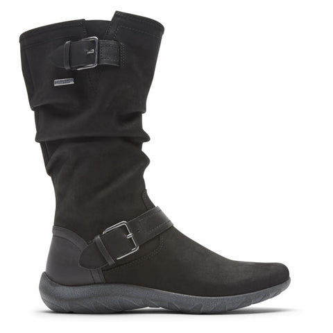 Cobb Hill AMALIE MID BOOT WP BLACK