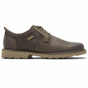 Dunham JAKE OXFORD DARK BROWN