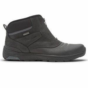 Dunham TRUKKA WATERPROOF ZIP BLACK