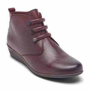 Cobb Hill DEVYN CHUKKA BT RED