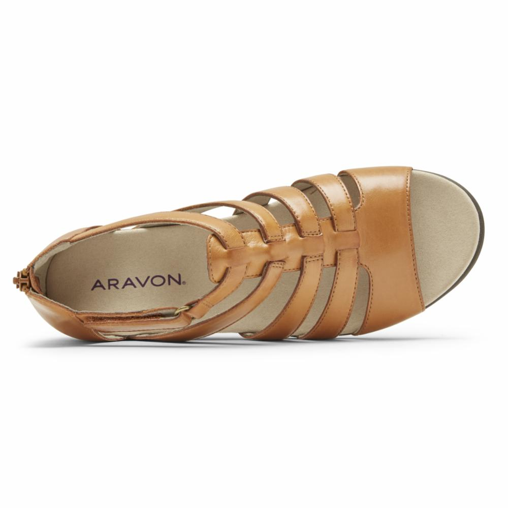 Aravon ABBEY GLADIATOR TAN