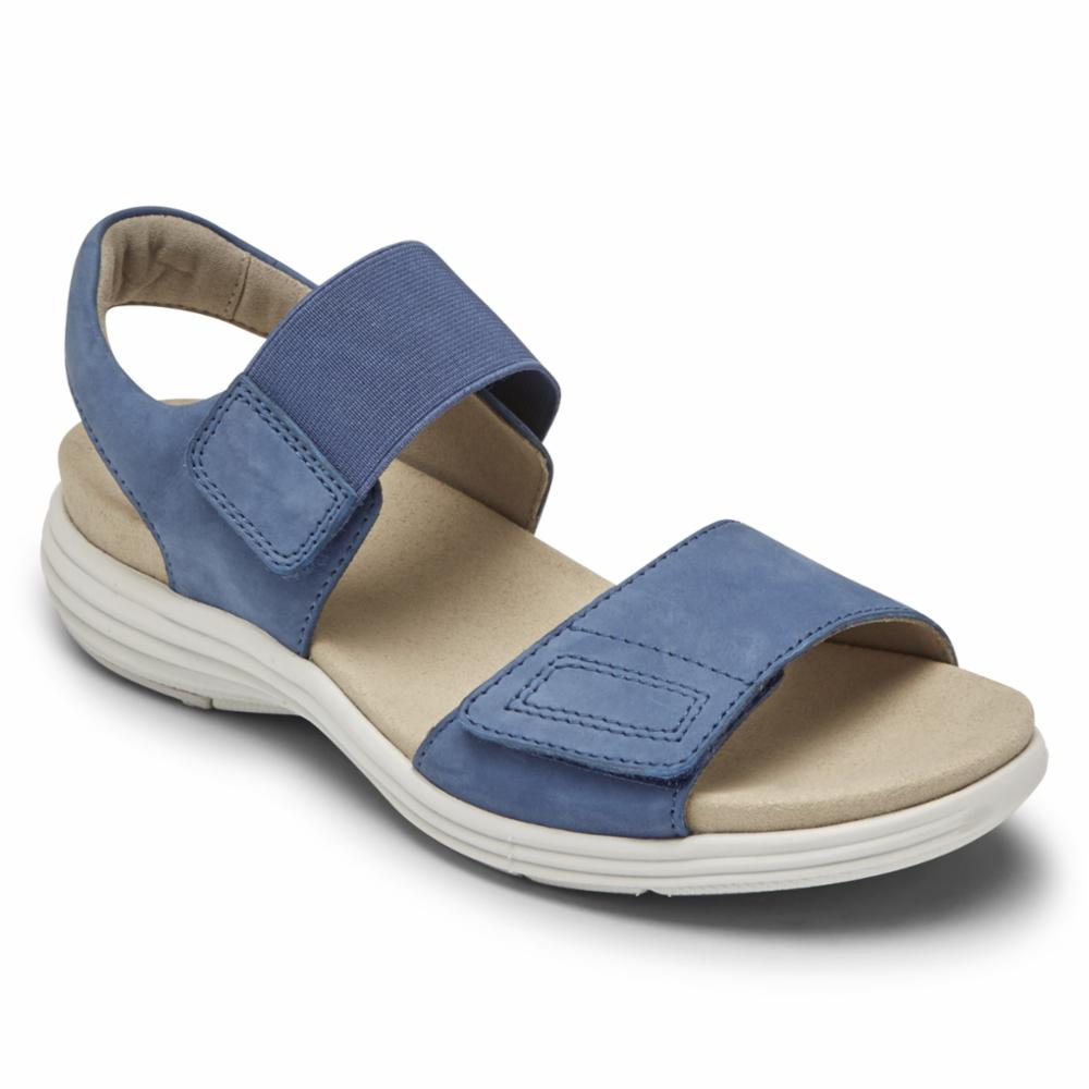 Aravon BEAUMONT TWO STRAP BLUE