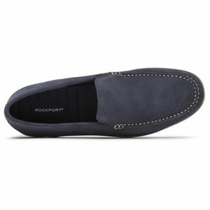 Rockport Men MALCOM VENETIAN NEW DRESS BLUES SDE