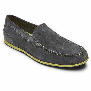 Rockport Men MALCOM VENETIAN DARK SHADOW SDE
