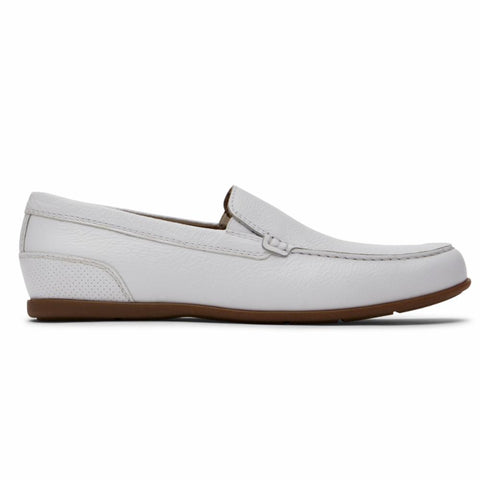 Rockport Men MALCOM VENETIAN WHITE