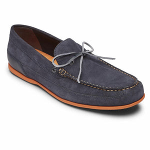 Rockport Men MALCOM TIE NEW DRESS BLUES