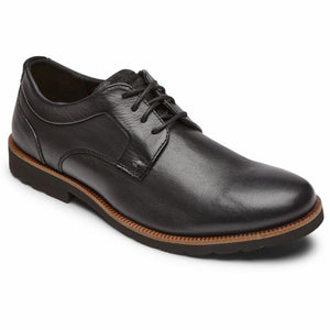 Rockport Men SHARP AND READY 2 PLAIN TOE BLACK