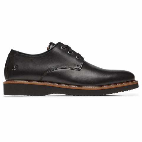 Dunham CLYDE PLAINTOE BLACK