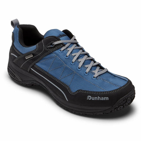 Dunham LUDLOW CLOUD PLUS LACE UP BLUE