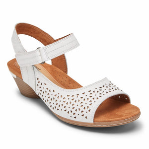 Cobb Hill LAUREL INSTEP STR WHITE