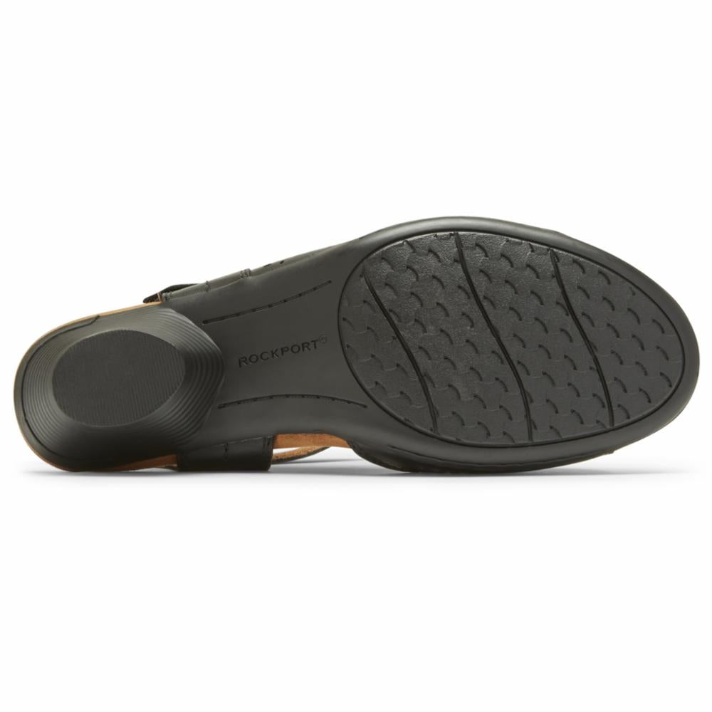 Cobb Hill LAUREL INSTEP STR BLACK