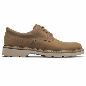 Rockport Men CHARLEE PLAIN TOE SPICE