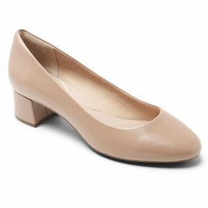 Rockport Women TOTAL MOTION SYDNEY PUMP NEUTRAL BEIGE