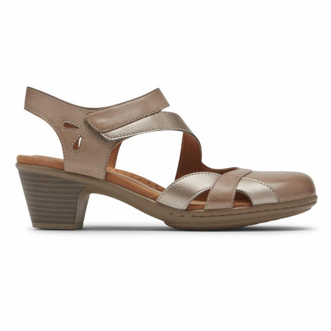 Cobb Hill KAILYN SLINGBACK KHAKI MULTI