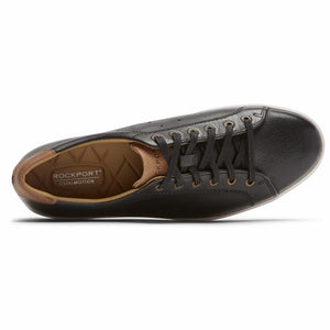 Rockport Men TOTAL MOTION LITE LACE TO TOE BLACK