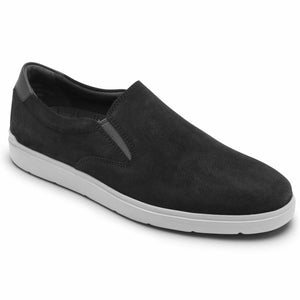 Rockport Men TOTAL MOTION LITE SLIPON DARK SHADOW SDE