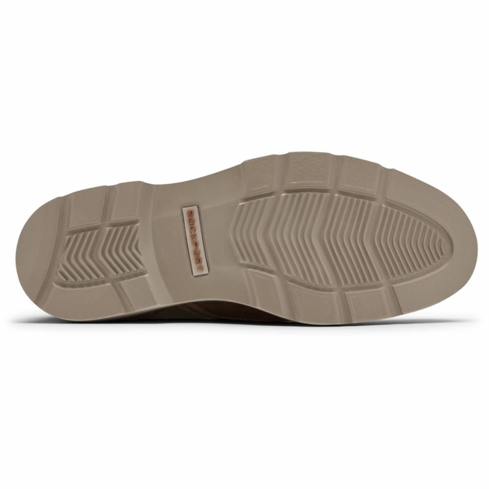 Rockport Men CHARLEE SLIPON SPICE