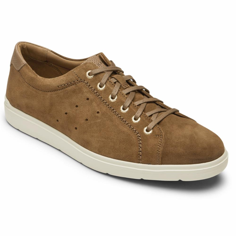 Rockport Men TOTAL MOTION LITE LACETOTOELTD DEMERARA TAN