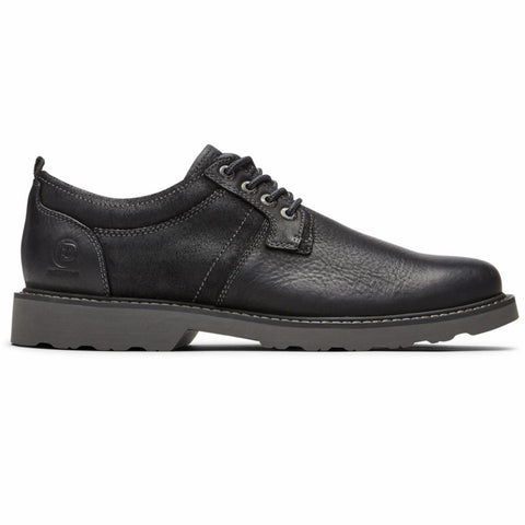 Dunham JAKE OXFORD BLACK/GREY OS
