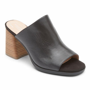 Rockport Women AMARA SLIDE BLACK