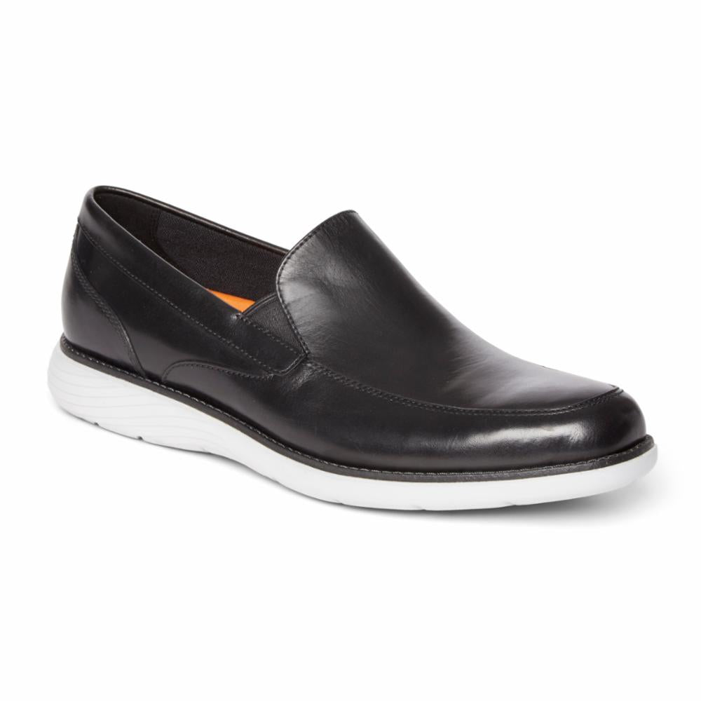 Rockport Men GARETT VENETIAN BLACK 2