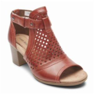 Cobb Hill HATTIE HI CUFF RUSSET RED