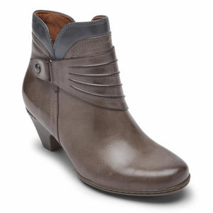 Cobb Hill ADALINE BOOT GREY LEATHER