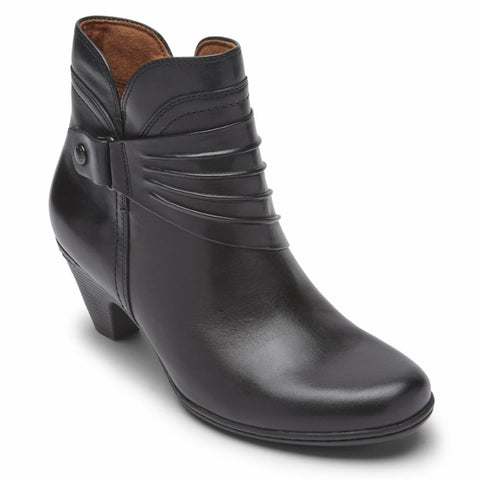Cobb Hill ADALINE BOOT BLACK LEATHER