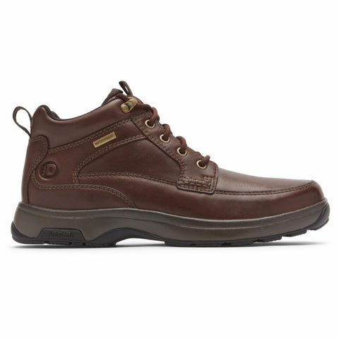 Dunham 8000 MID BOOT DARK BROWN LEA
