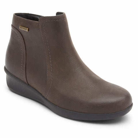 Aravon FAIRLEE ANKLE BOOT CHOCOLATE BROWN