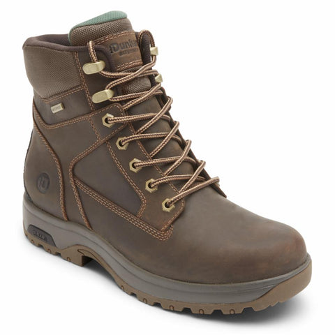 Dunham 8000 WORKS 6INPT BOOT BROWN LEA