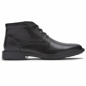 Rockport Men TANNER CHUKKA BLACK