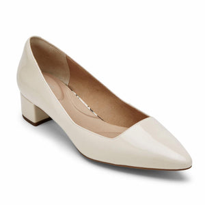 Rockport Women TOTAL MOTION GRACIE PUMP VANILLA