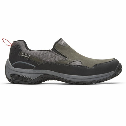 Dunham LUDLOW Cloud Plus Slip On GREY