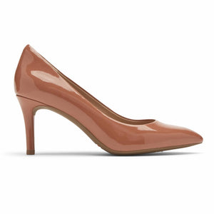 Rockport Women TOTAL MOTION 75mmPTH PLAIN PUMP TERRA COTTA